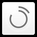 Alarmone -alarm clock/calendar icon