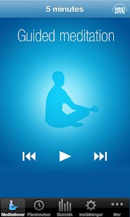 The Mindfulness App - screenshot thumbnail