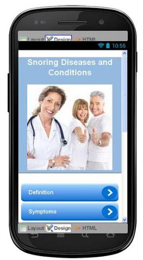 Snoring Disease Symptoms
