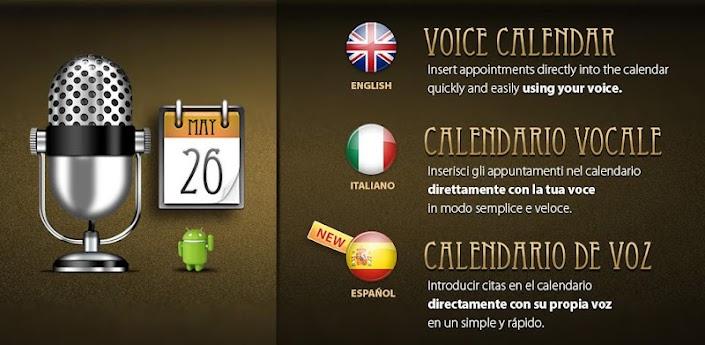 Voice Calendar apk