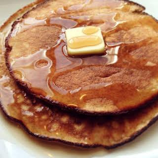 Keto Pancakes Recipe (with cream cheese!).