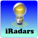 iRadars, Speed Camera Warner logo