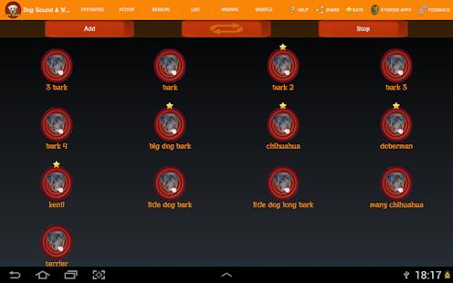 玩免費娛樂APP|下載Dog Sound & Whistle app不用錢|硬是要APP
