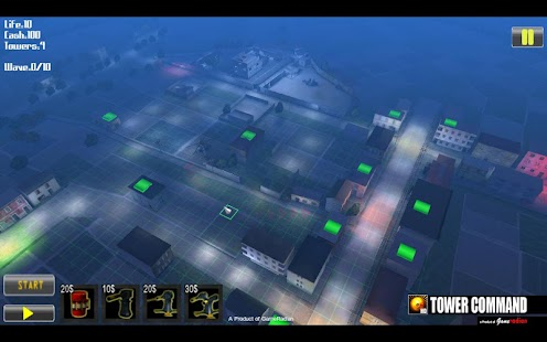 Tower Command HD- screenshot thumbnail