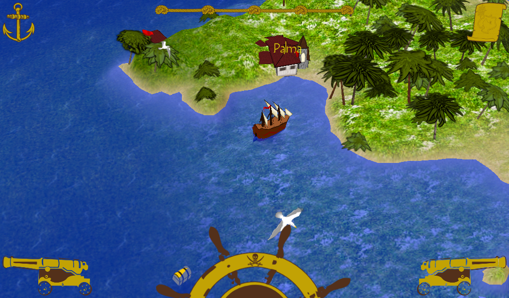 SeaCraft! Sailor - screenshot