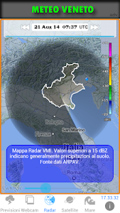 METEO VENETO screenshot 3