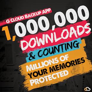 G Cloud Backup Screenshot 31