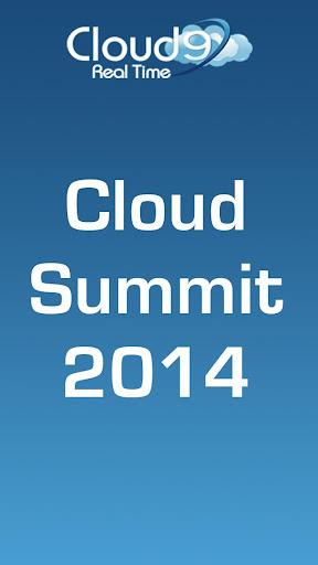 Cloud Summit 2014