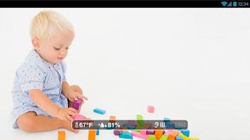 Screenshot of WithBaby