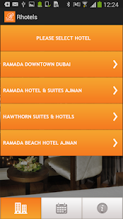 Rhotels- screenshot thumbnail
