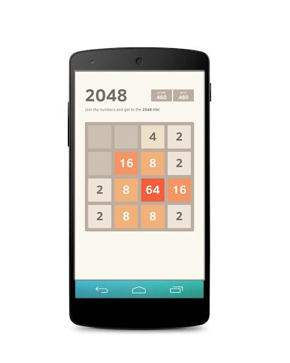 2048 Number Puzzle Originals