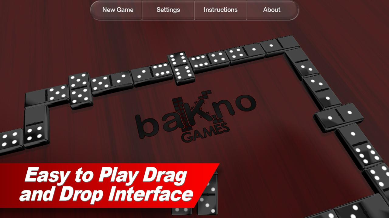 Domino - screenshot