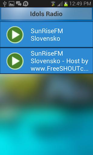 Idols Radio
