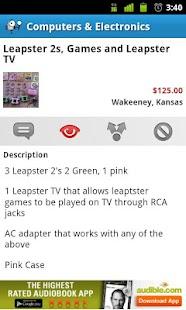 PTCI Classifieds- screenshot thumbnail