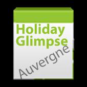 HolidayGlimpse Auvergne Lite