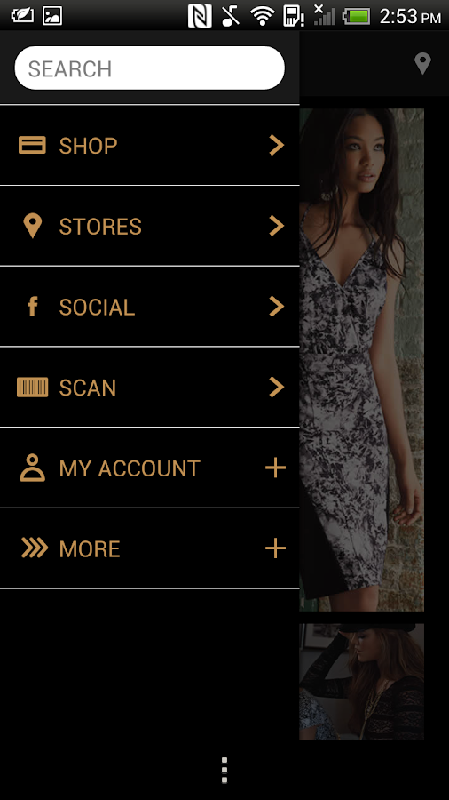 bebe Mobile - screenshot