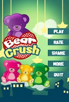 Screenshot of Bear Crush