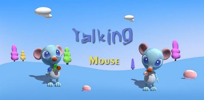 Скачать Говорящая мышь (Talking Mouse)