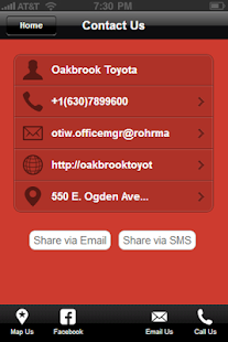 Oakbrook Toyota- screenshot thumbnail
