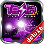 Tesla Toy - Coil Wars Deluxe