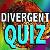Fan Trivia Divergent Quiz Book