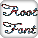Cursive Style Font Pack icon