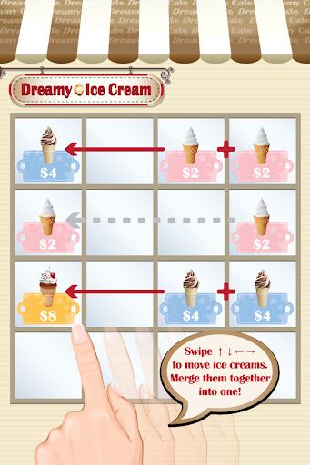 Dreamy Ice Cream $2048 $4096