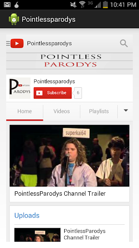 PointlessParodys