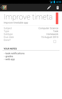 Timetable Gratis