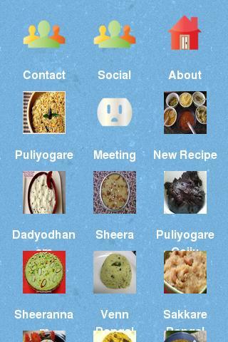 Iyengar Recipes