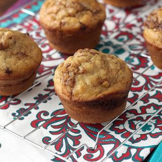 Cinnamon Maple Pancake Muffins
