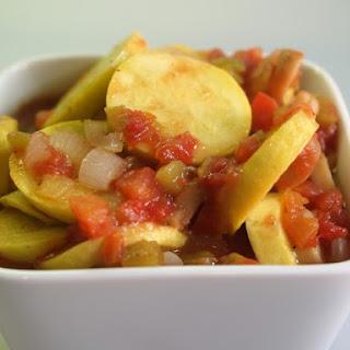 Mexican Squash Recipes.