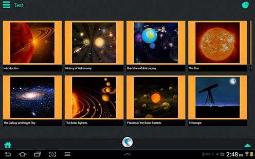 Astronomy by WAGmob - screenshot thumbnail