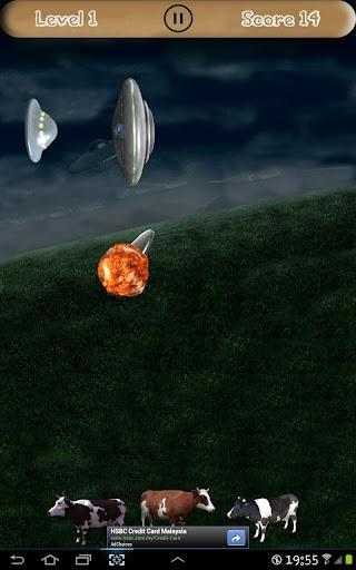 【免費休閒App】UFO Smasher-APP點子