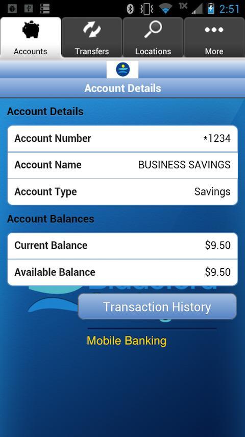 Biddeford Savings Mobile - screenshot