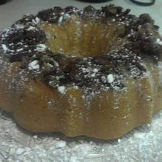 Bacon Breakfast Cake