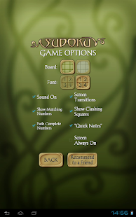 Sudoku Screenshot 27