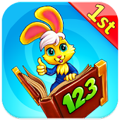 Wonder Bunny Math School 1Grd