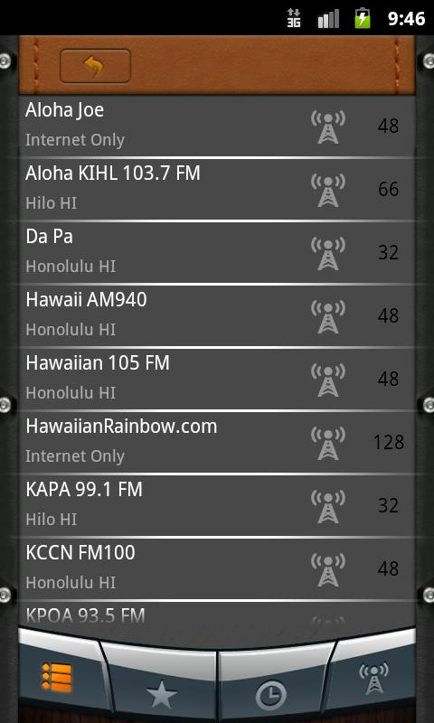 World Hawaiian Radio - screenshot
