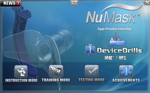DeviceDrills: NuMask IOM® OPA
