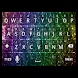 Rainbow Glitter Keyboard Skin
