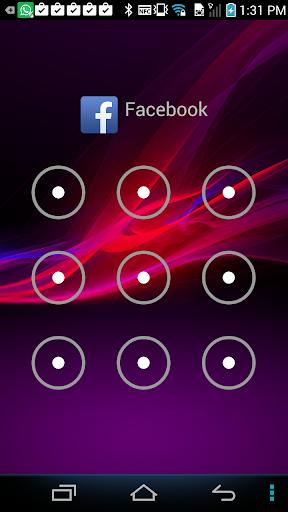 鎖定為Facebook