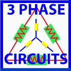 3 Phase Circuits icon
