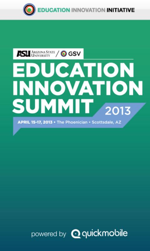 Education Innovation Summit- screenshot