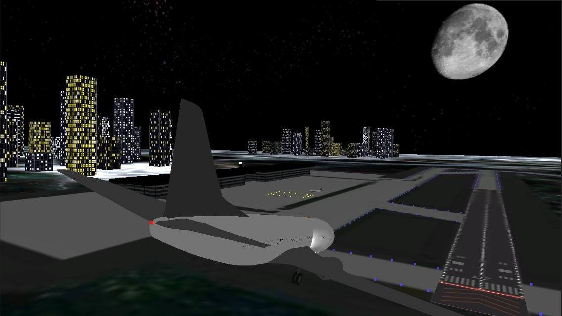 Flight Simulator Boeing 737 - screenshot
