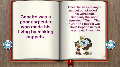 Pinocchio Books