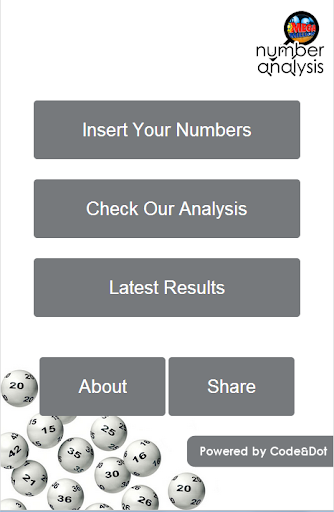 USA Mega Millions analyzer