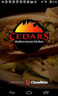Cedars Mediterranean Kitchen- screenshot thumbnail