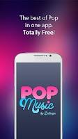 Screenshot of Pop Music Radio