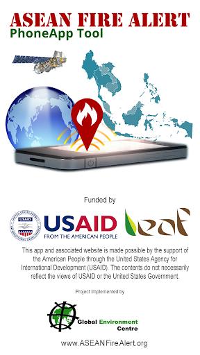 ASEAN Fire Alert Tool FREE